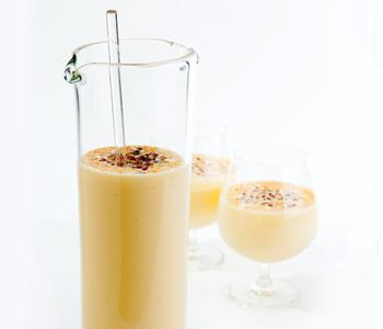Eggnog Ravioli