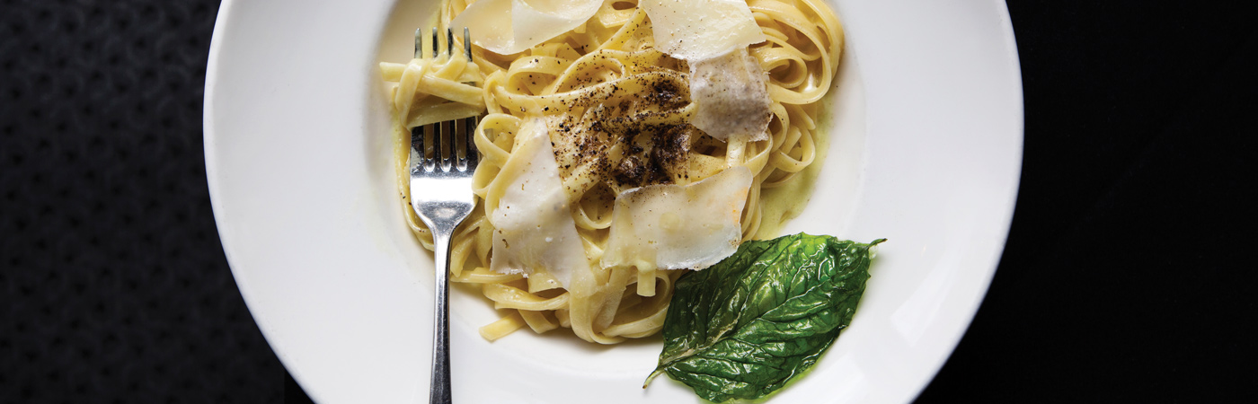 Eat This: Fettuccine Alfredo from Il Bel Lago