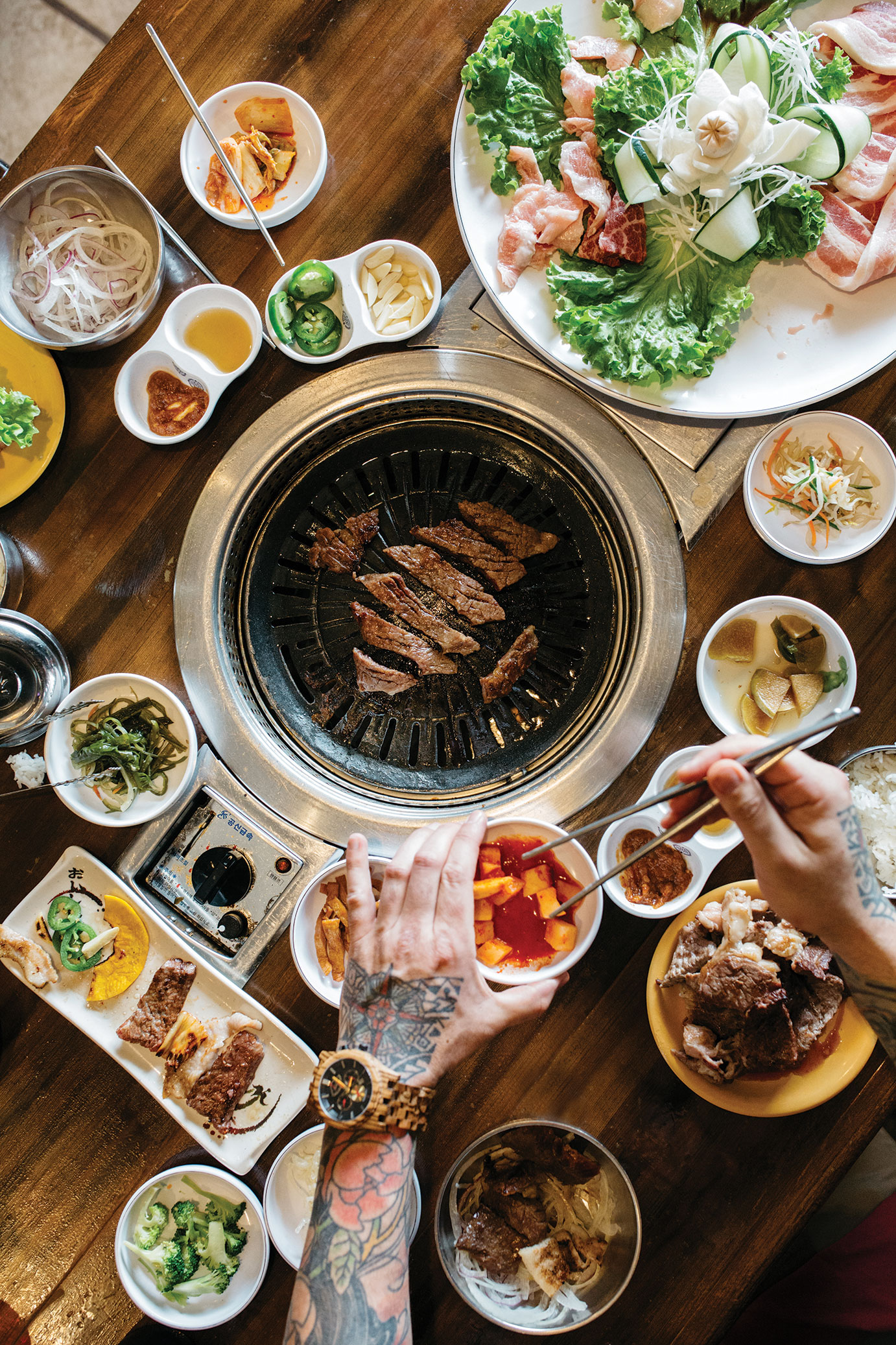 Sauce Magazine - Seoul Food: Eat your way through these 9 Korean ...