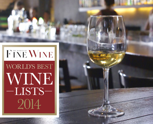The Scoop (Updated): Annie Gunn's, Balaban's, Truffles earn international recognition for wine lists