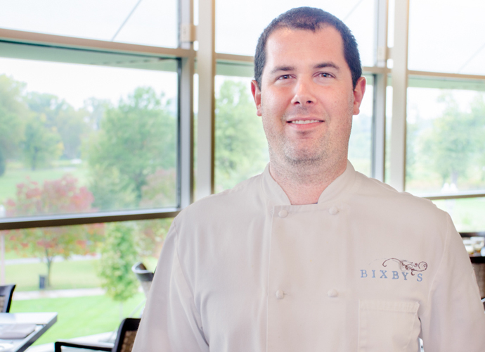 The Scoop: Chef Corey Ellsworth takes the helm at Bixby's