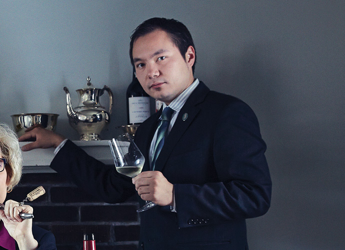 The Scoop: Local sommelier Andrey Ivanov headed to 2015 Chaine des Rotisseurs' Young Sommeliers National Competition