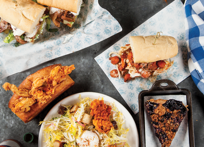 Readers' Choice 2015: Best New Restaurant - Peacemaker Lobster & Crab Co.