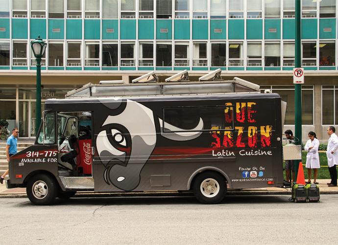 The Scoop: Que Sazon food truck under new ownership