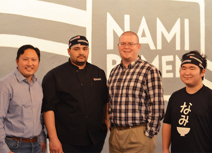 Sneak Peek: Nami Ramen in Clayton