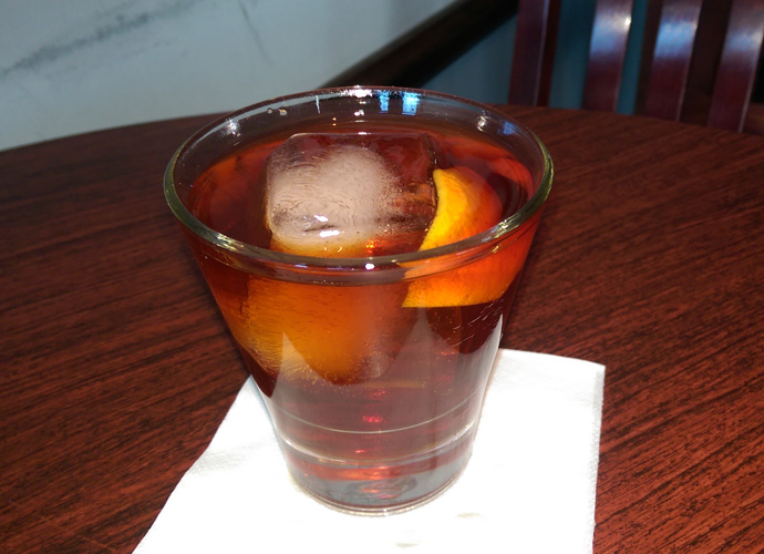 Drink This Weekend Edition: Murphy's Second Law at Layla