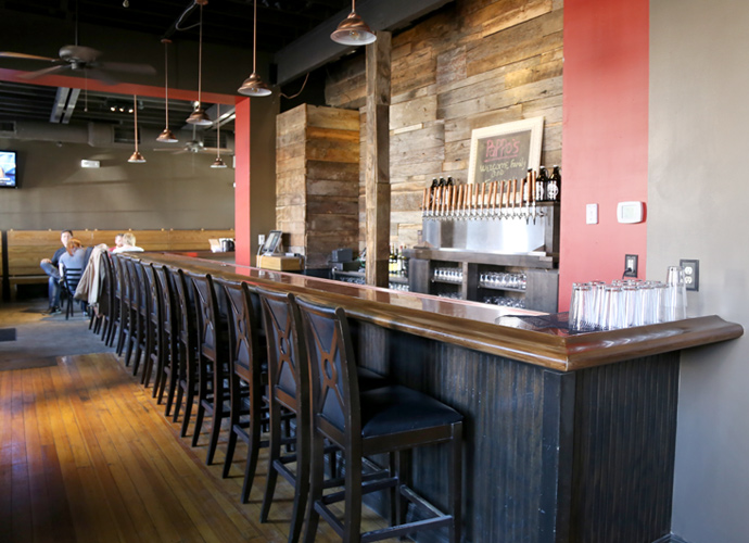 First Look: Pappo's Pizzeria & Brew Co. in Midtown