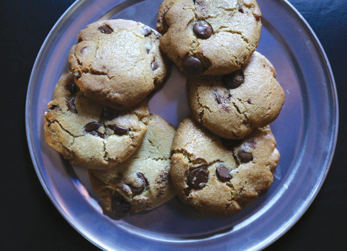 Eat This: Chocolate Chip Cookies at Pappo's Pizzeria