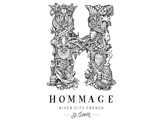 hommage to open at 2800 Lemp Ave., in Benton Park