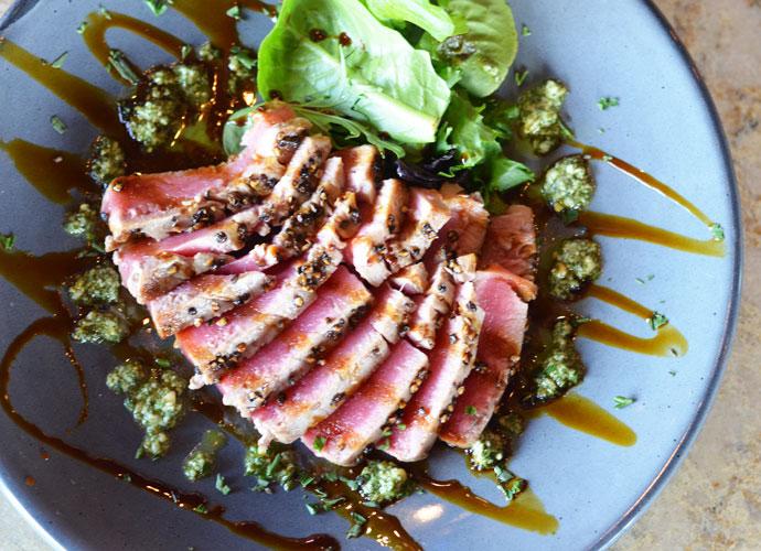 steak from stone summit steak & seafood in wentzville