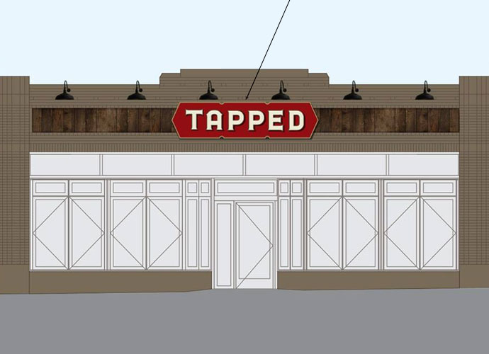 tapped in maplewood is slated to open in april 2017