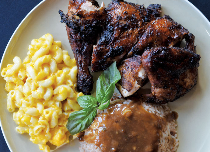 Patois Eatery & Social Lounge is one location to try on this month's hit list.