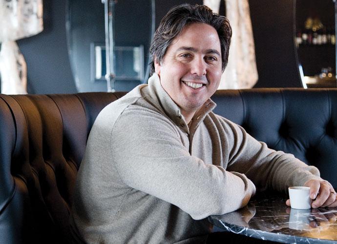 Michael Del Pietro, owner of Del Pietro's