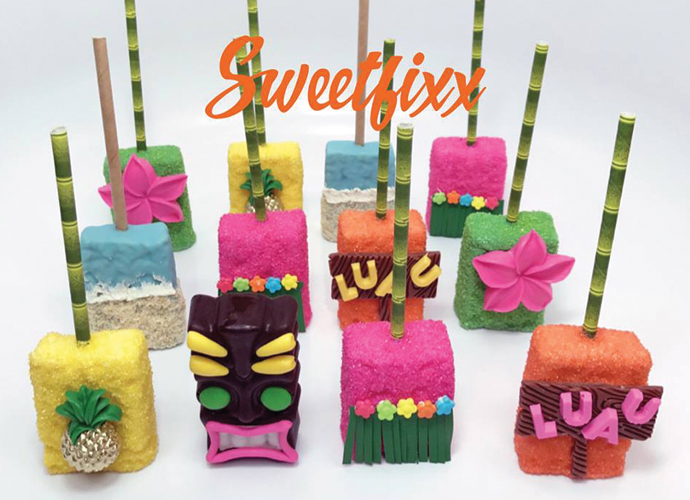 sweetfixx in the grove now offers baked goods like cake pops