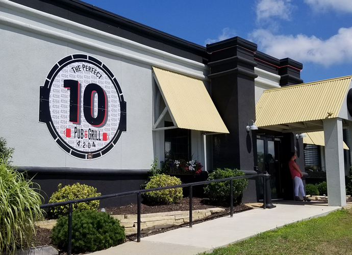 formerly 4204 main street brewing, the perfect 10 is now open in alton