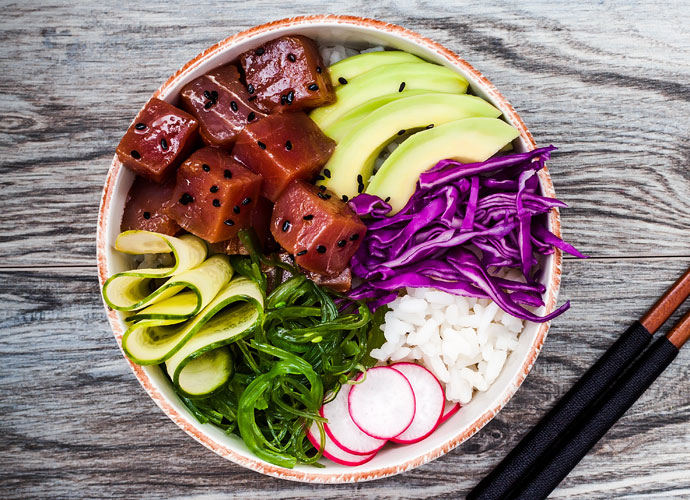 build-your-own poke bowls will be available at poke doke in the central west end