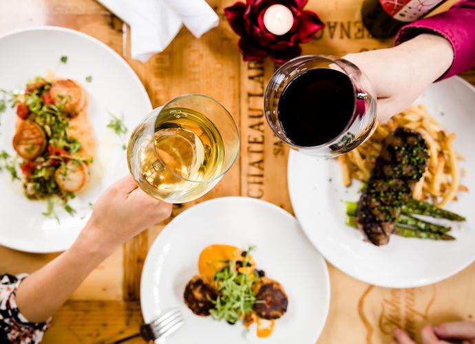 Robust Wine Bar chef Joseph Hemp V steps down