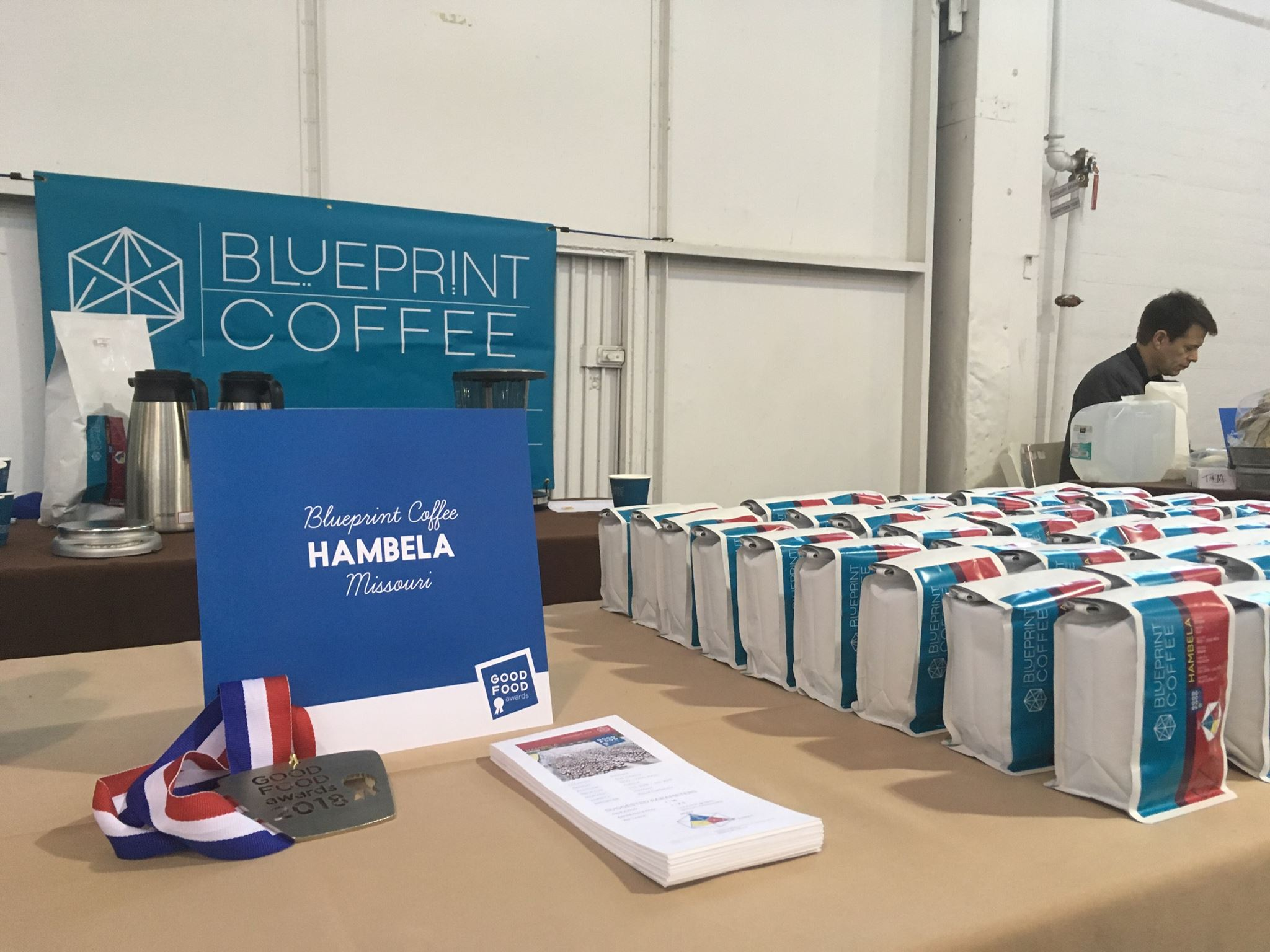 bluepint coffee in st. louis missouri wins good food award