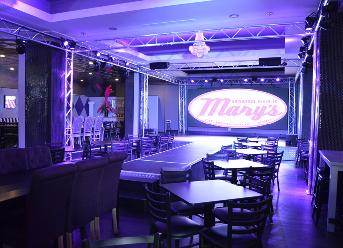 Hamburger Mary's in downtown St. Louis