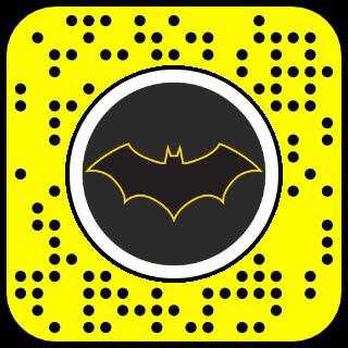 Batman Armor Snapcode