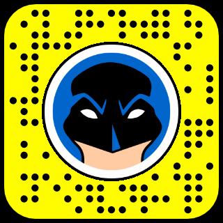 Classic DC Heroes Snapcode