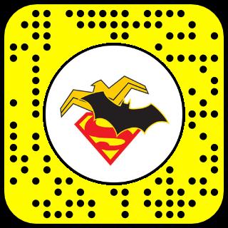DC Masks Snapcode