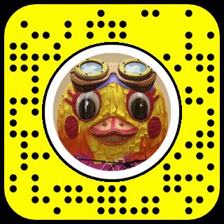 Duckynata Snapcode