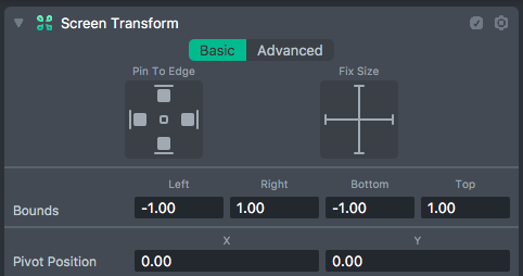 Screen Transform - Lens Studio by Snap Inc
