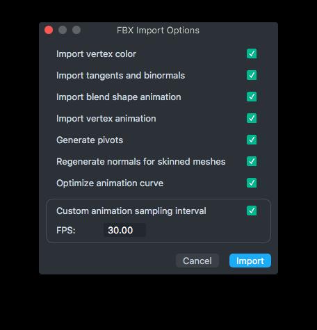 FBX, 3D Object Import - Lens Studio by Snap Inc
