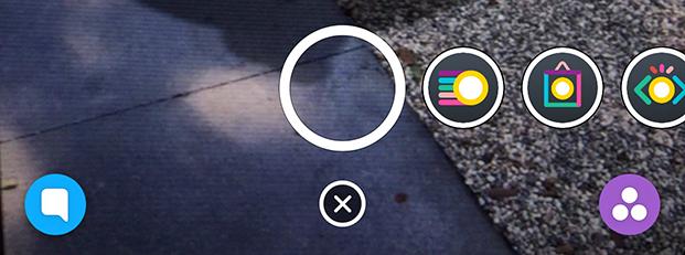 Pairing to Snapchat