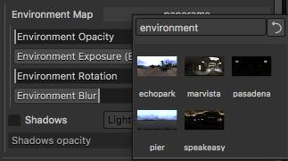 Environment Map Set