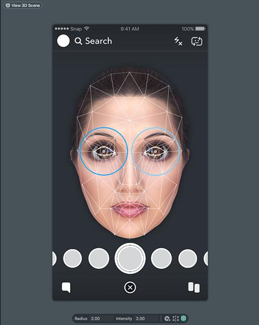 Face Liquify - Lens Studio by Snap Inc