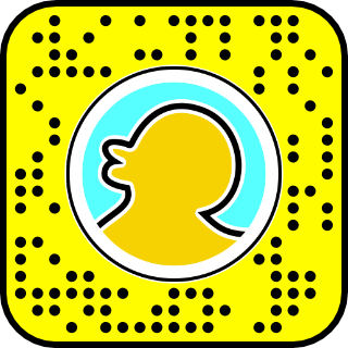 Rubber Ducky Bored Snapcode