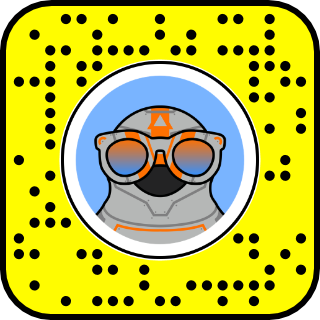 Robot Ducky Snapcode