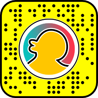 Steampunk Ducky Snapcode