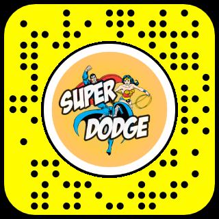 Super Dodge Snapcode