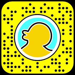 The Traveler Snapcode