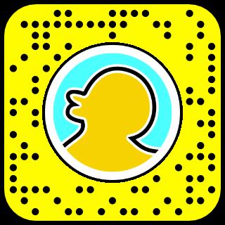 Rubber Ducky Snapcode