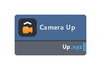 Camera Up