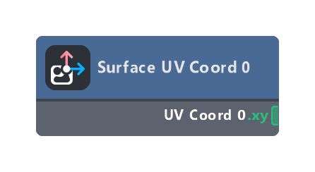 Surface UV Coord 0