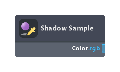 Shadow Sample
