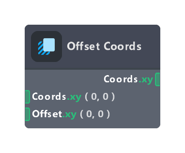 Offset Coords