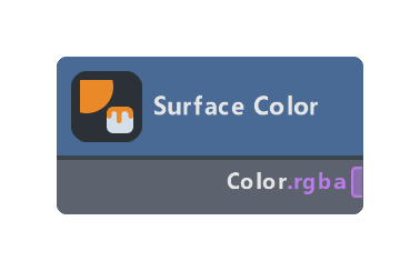 Surface Color