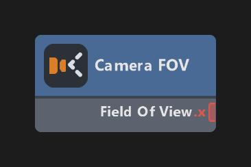 Camera FOV