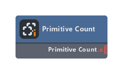 Primitive Count