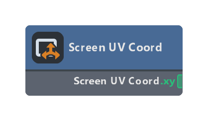 Screen UV Coord