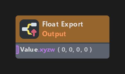 Float Export