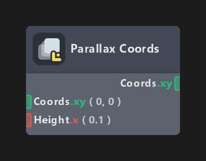 Parallax Coords