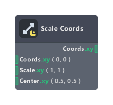 Scale Coords