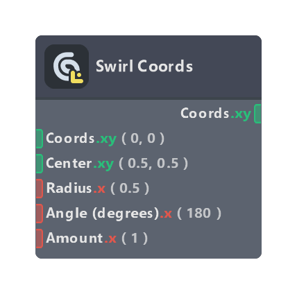 Swirl Coords